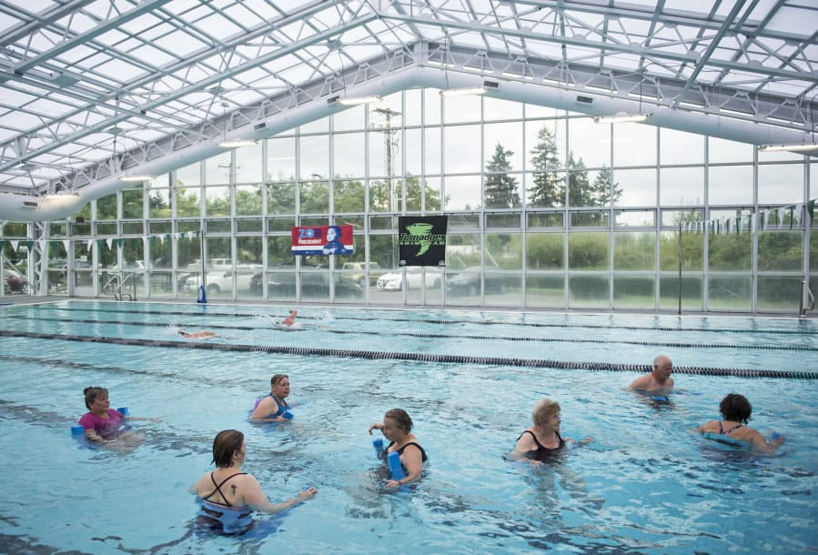 Ymca Expanding Its Reach In Clark County The Columbian