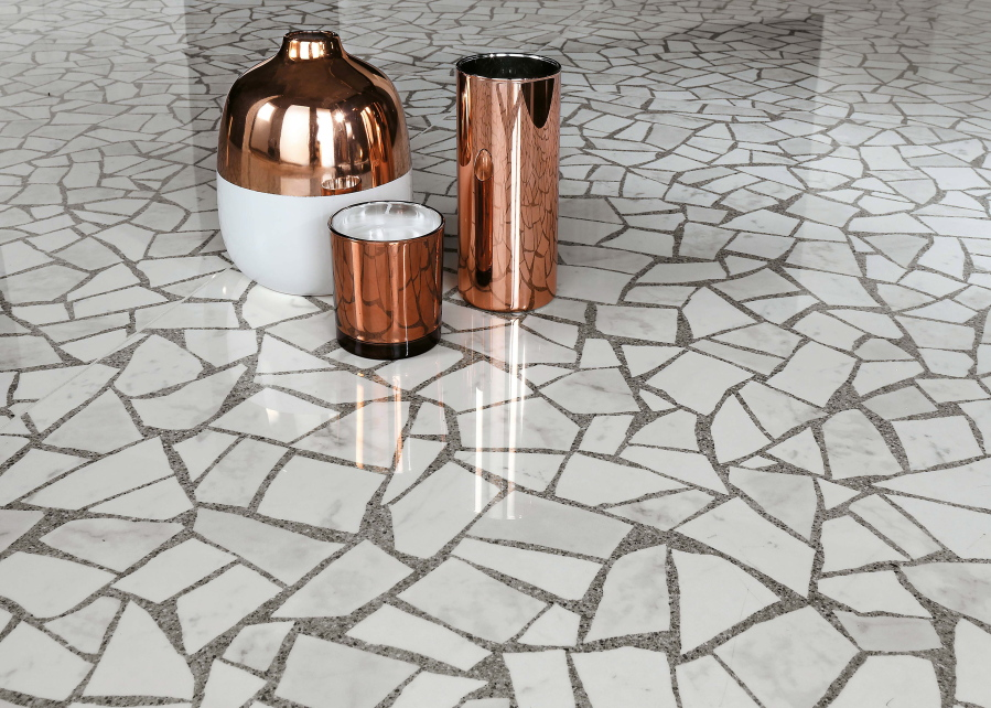 Terrazzo goes from floors to upscale | The Columbian