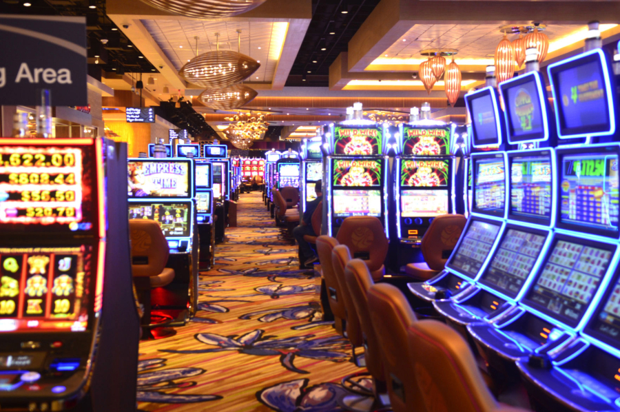 Vancouver wa casinos igt limited