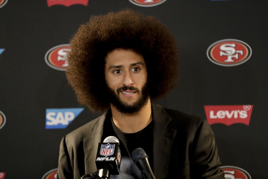 Seahawks postponed Kaepernick workout after he declined to stop anthem protests