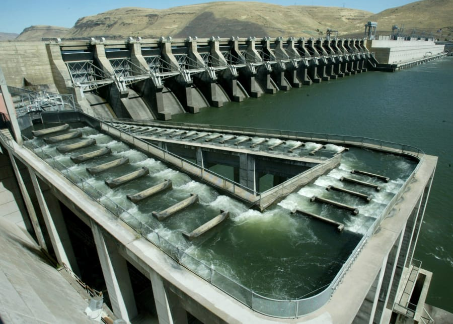 Increased spill over dams will help Columbia River spring Chinook | The Columbian