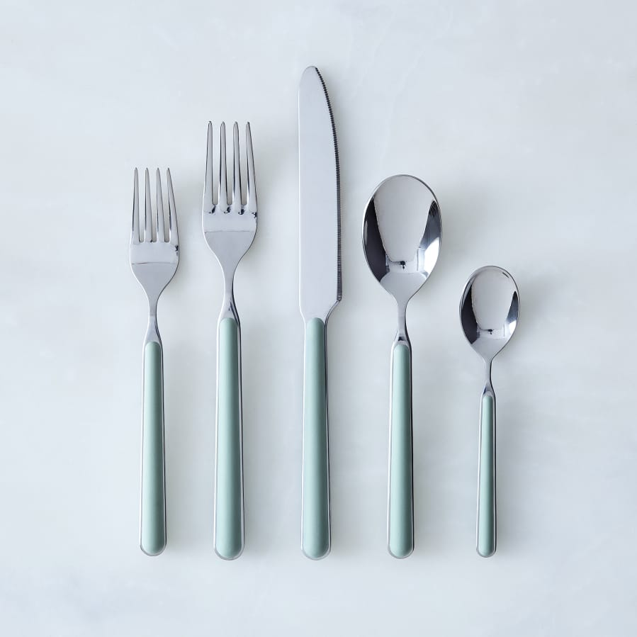 Finding flatware that pops | The Columbian