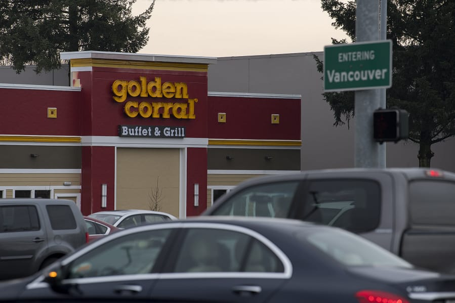 Golden corral olympia wa