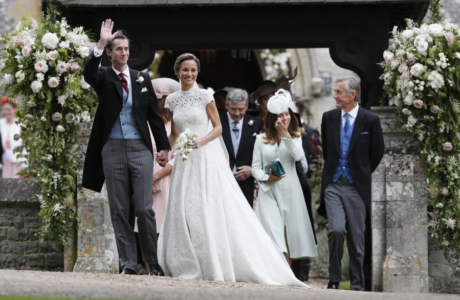 Royal wedding dress is top secret | The Columbian