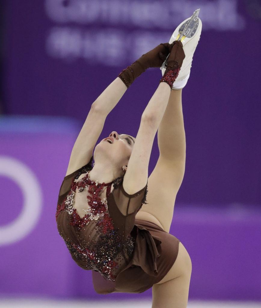 figure skating russia