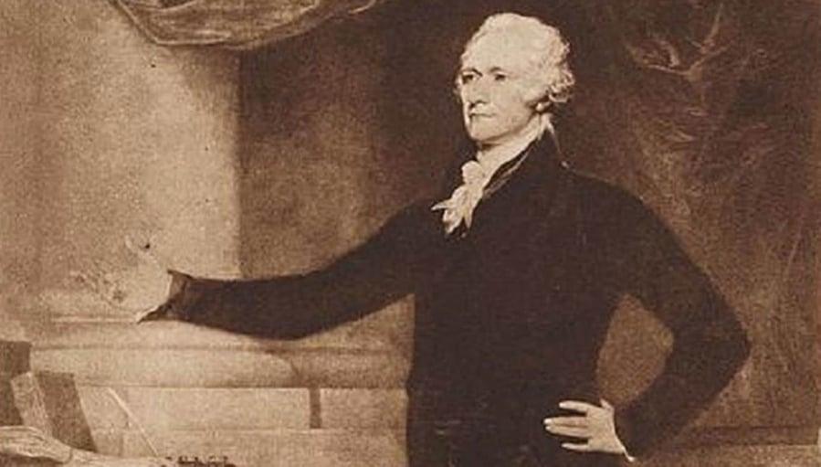 America S First Hush Money Scandal Alexander Hamilton S