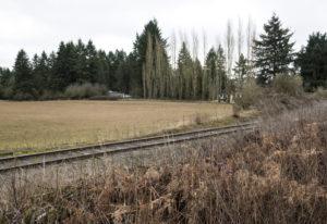 A local environmental group worries about farmland along the Chelatchie Prairie Railroad that the co
