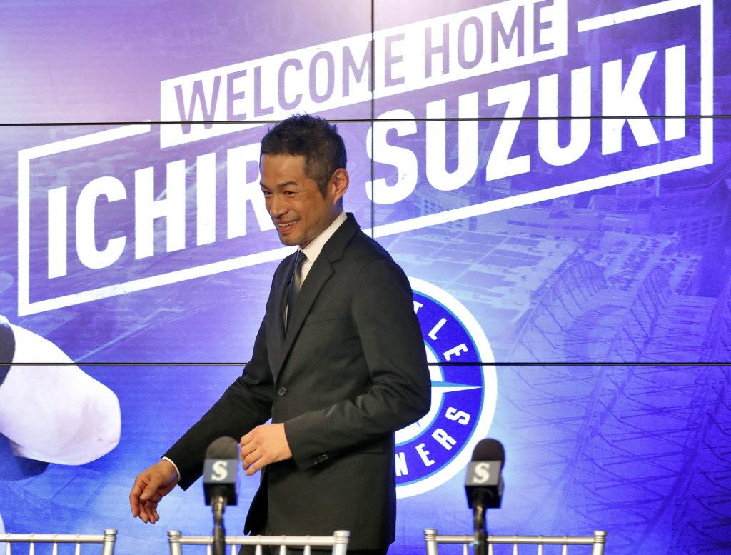 Mariners bring back 44-year-old Ichiro Suzuki | The Columbian