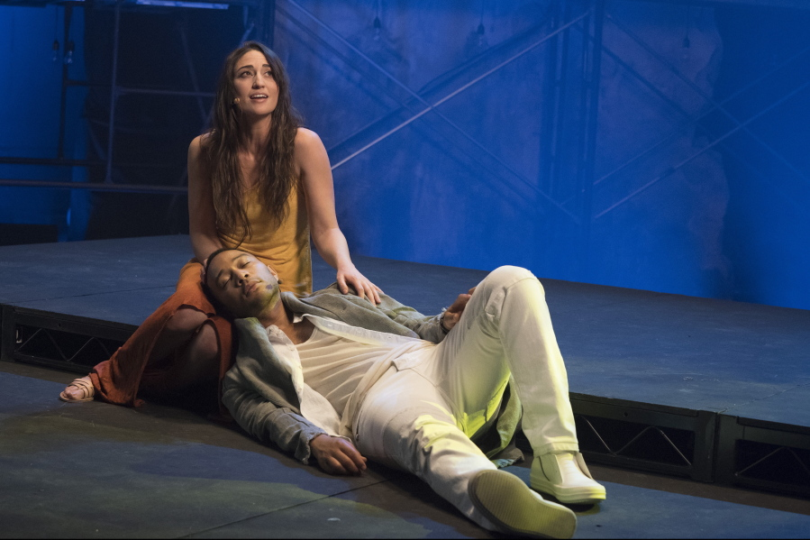 Watch John Legend's powerful performance in Jesus Christ Superstar