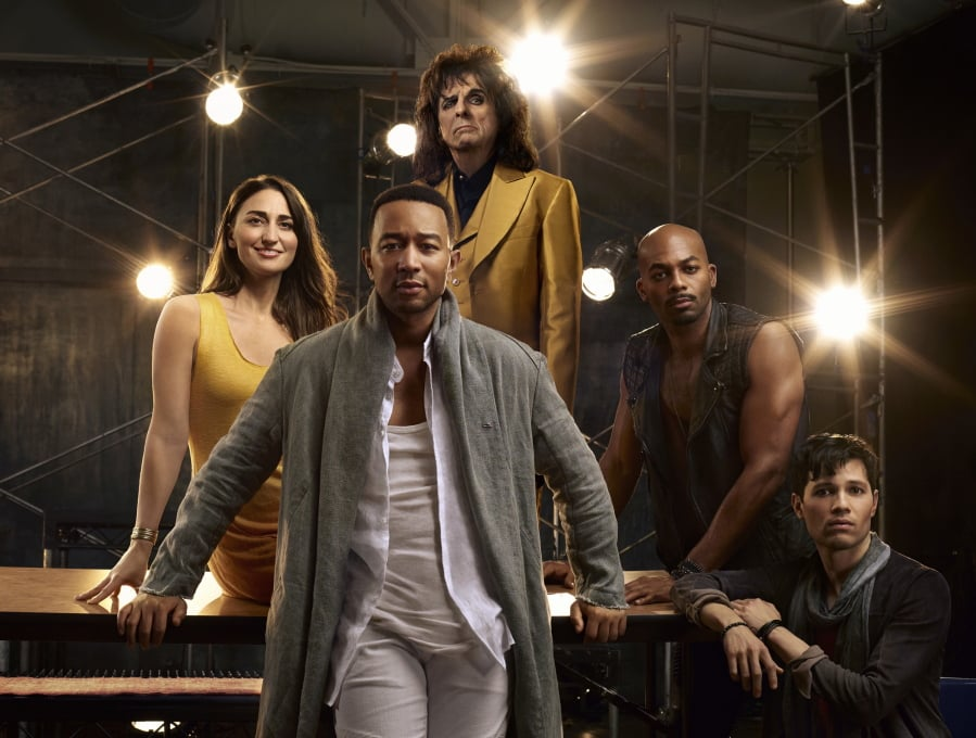 John Legend's Singing in 'Jesus Christ Superstar Live' Amazes Viewers
