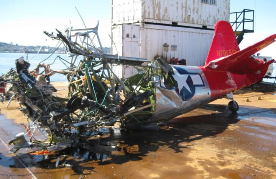 Plane Crash in Parmer County Kills Two
