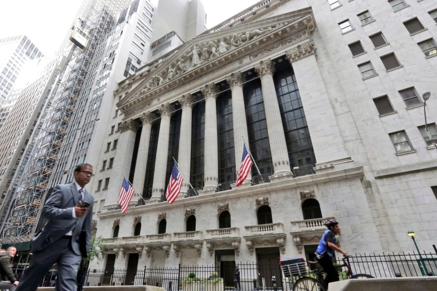 USA stocks open higher, Facebook results boost Nasdaq