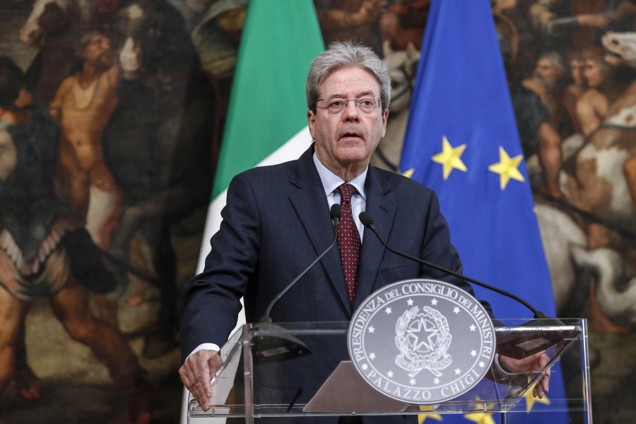 2nd round of government talks fail in Italy