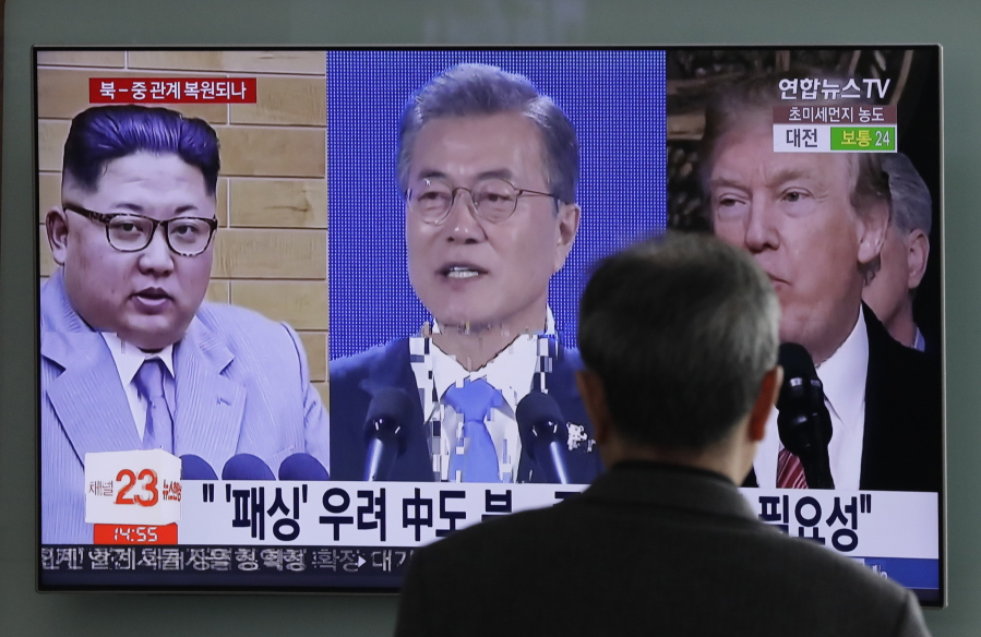 Two Sites Eyed For Meeting With North Korean Leader Kim