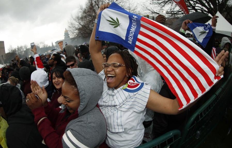 Schumer: Bill to decriminalize pot 'long overdue'