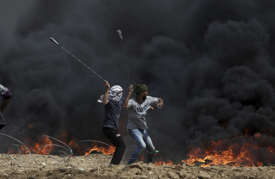 Rights group calls for arms embargo on Israel over Gaza riots