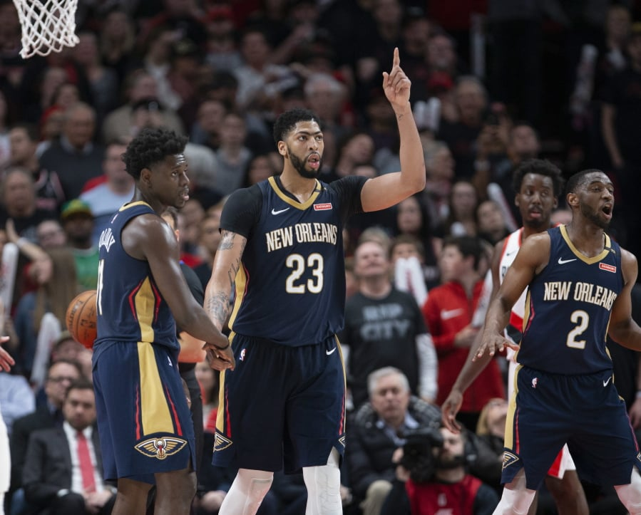 NBA Playoffs: Portland Trail Blazers vs. New Orleans Pelicans Preview And Prediction