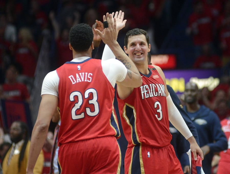 Pelicans fans reeling after historic sweep