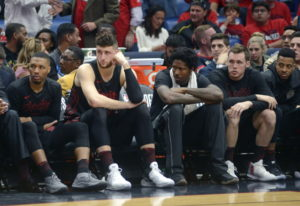 Hopes were high after the Portland Trail Blazers entered the playoffs as the No. 3 seed in the Weste