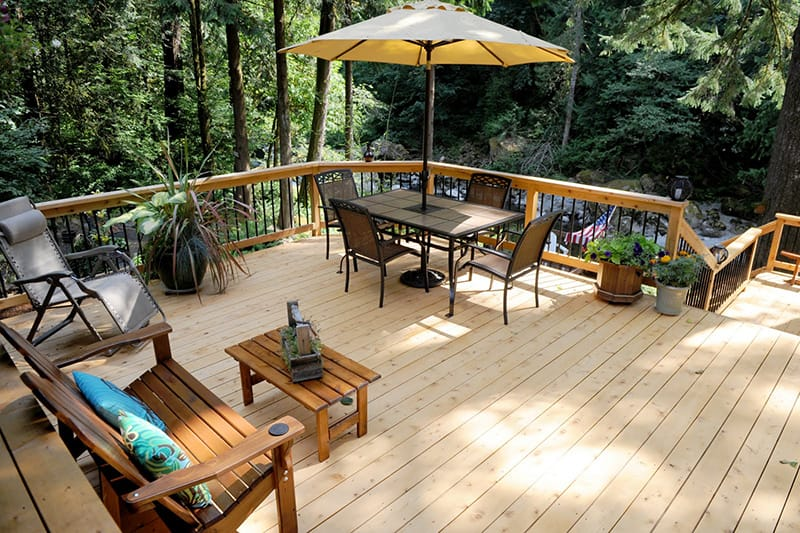 Extend Your Outdoor Living Space. Enjoy All Four Seasons With A Well  Designed Deck