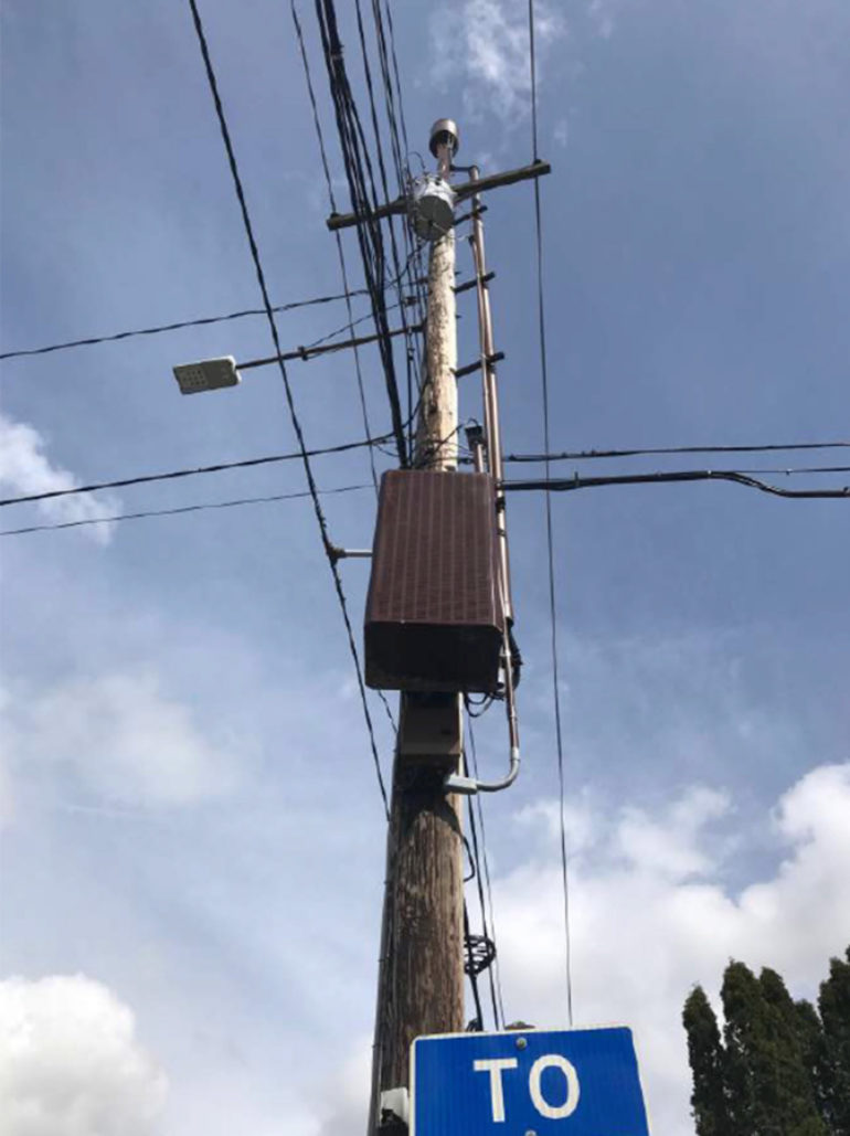 Vancouver Approves Small Cell Antennas On Utility Poles