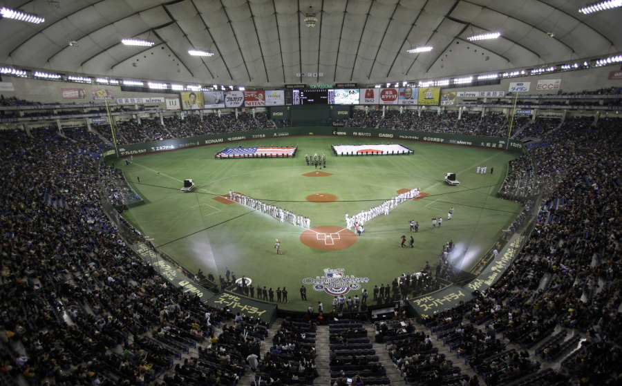 A's, Mariners to open 2019 Major League Baseball  season in Japan