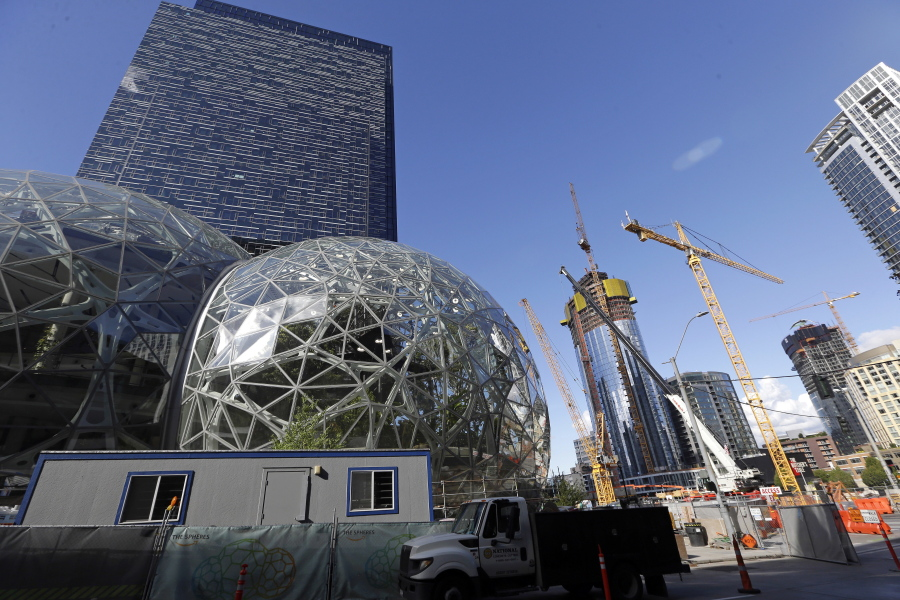 Amazon Pauses Seattle Expansion While City Debates New Taxes