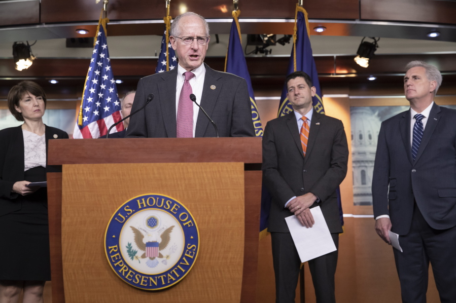 House Republican Rebels May Be Close To Forcing A Vote On DACA