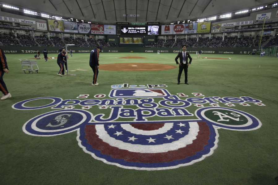 Mariners, A's to play 2019 MLB season opener in Japan