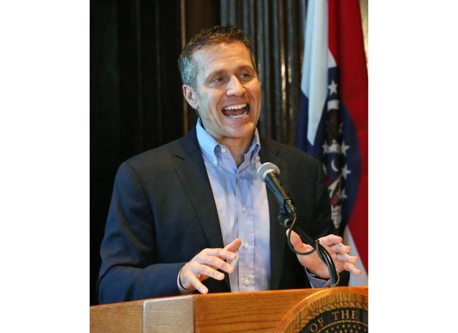 Missouri legislature calls for special session to consider impeaching Gov. Greitens