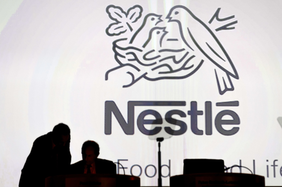 Nestle enters deal to sell Starbucks' products