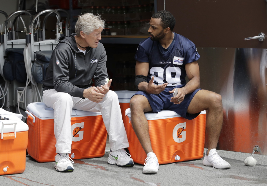 Seahawks' Doug Baldwin will be ready for Week 1