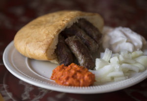 The Cevapi at Bosnia Restaurant in Vancouver. Amanda Cowan/The Columbian