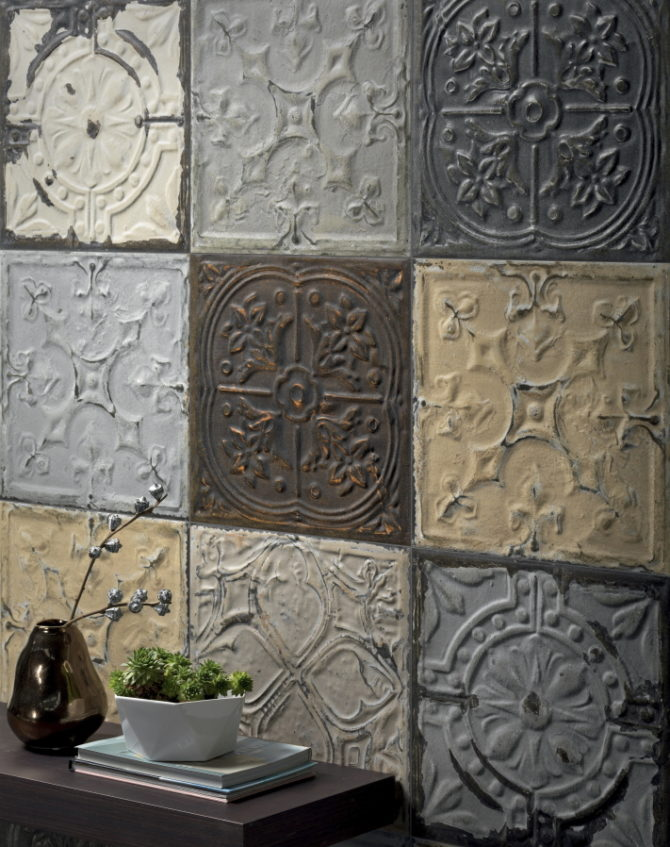 Floor tile trending with new designs, manufacturing techniques