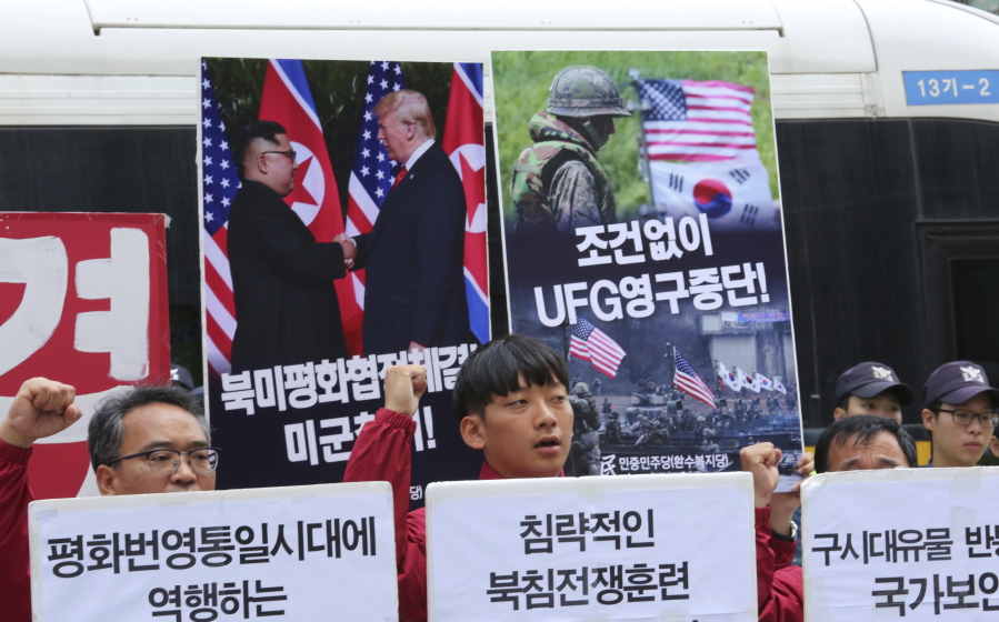 No change on USA troop presence in South Korea: Seoul official