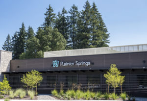 Rainier Springs' mission is to treat patients with behavioral health, mental health and substan