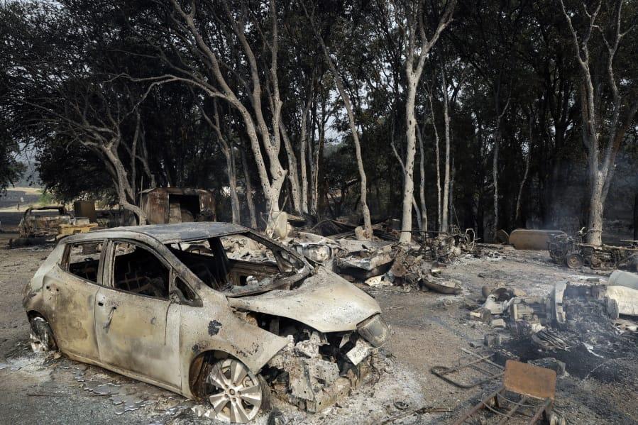 California: Mendocino Complex Fire Explodes to 28000 Acres