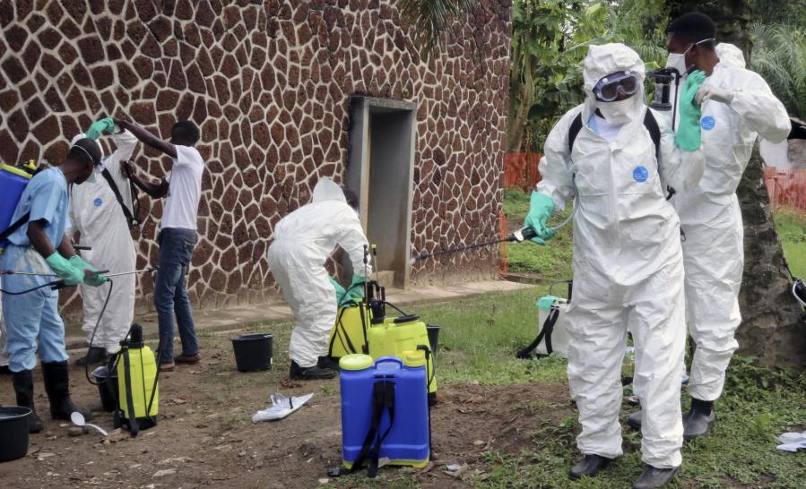 Congo Ebola Outbreak Over