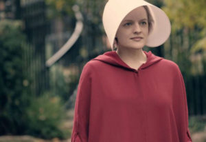 "The music of ""The Handmaid's Tale"" provides an ironic counterpoint to show's dark themes. Hulu"