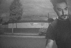 The Woodland Police Department is trying to identify this man, shown in still taken from surveillanc