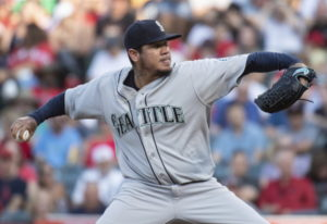 Seattle Mariners starting pitcher Felix Hernandez said he will be back in his starting role before t