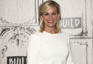 """Gretchen Carlson participates in the BUILD Speaker Series to discuss her book """"Be Fierce: Stop Haras"""