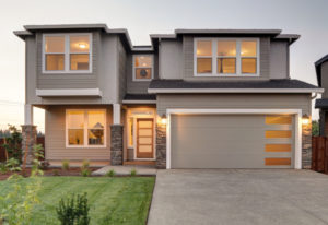 A model home in Seven Wells built on spec by Pacific Lifestyle Homes, similar in size and design to
