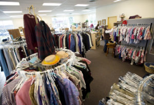 The 2nd Chance Thrift Store in Minnehaha will close later this year. (The Columbian files)
