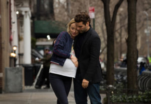 "Olivia Wilde and Oscar Isaac in ""Life Itself."" Jon Pack/FilmNation Entertainment"