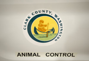 Clark County is receiving two new animal protection vans including the one pictured at the Public Wo