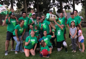 West Vancouver: The Hough Shazamroxx won the championship game of the fifth annual summer neighborho