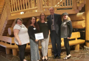 Vancouver Mall: The Housing Stability Fund earned recognition in the Nonprofit Excellence Awards. Fr