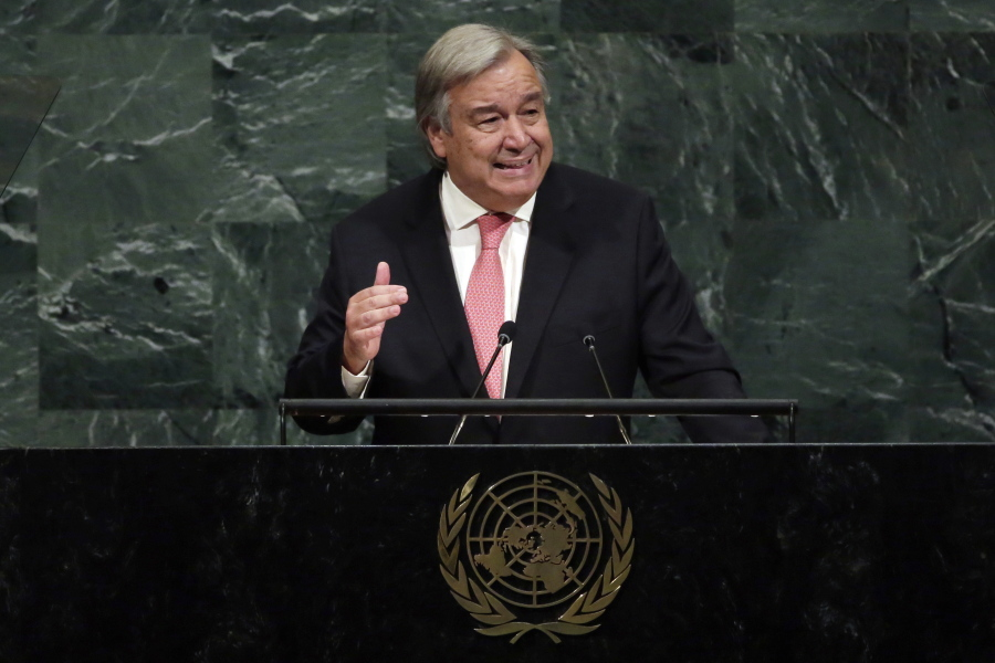 UN General Assembly to convene this week