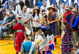 The Cowlitz Indian Tribe will bring its 19th annual powwow to the Clark County Event Center on Satur